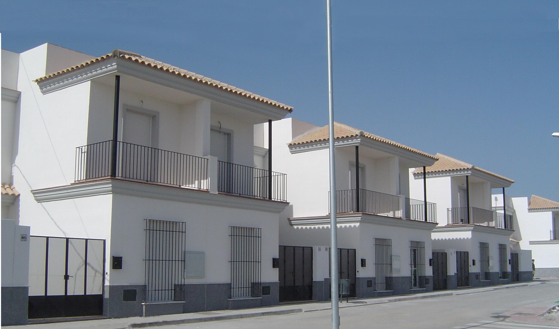 Construcci n de 90 viviendas unifamiliares adosadas libres - Empresas de construccion en sevilla ...